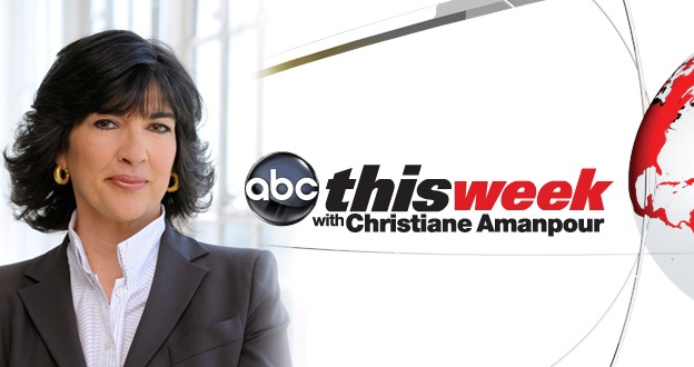 This Week with Christiane Amanpour official