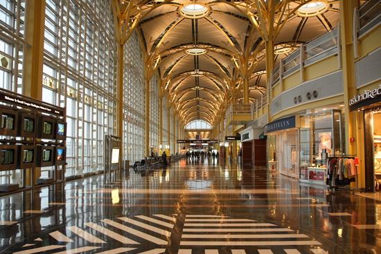 Reagan-national-airport-code