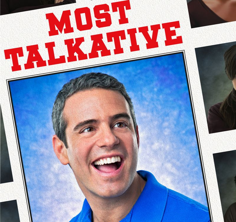 Andy Cohen_Most Talkative