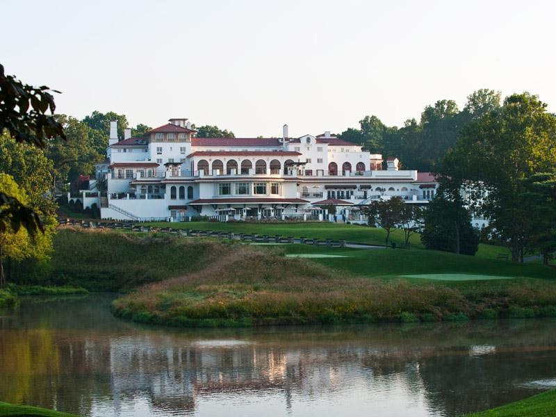 Clubhouse outside