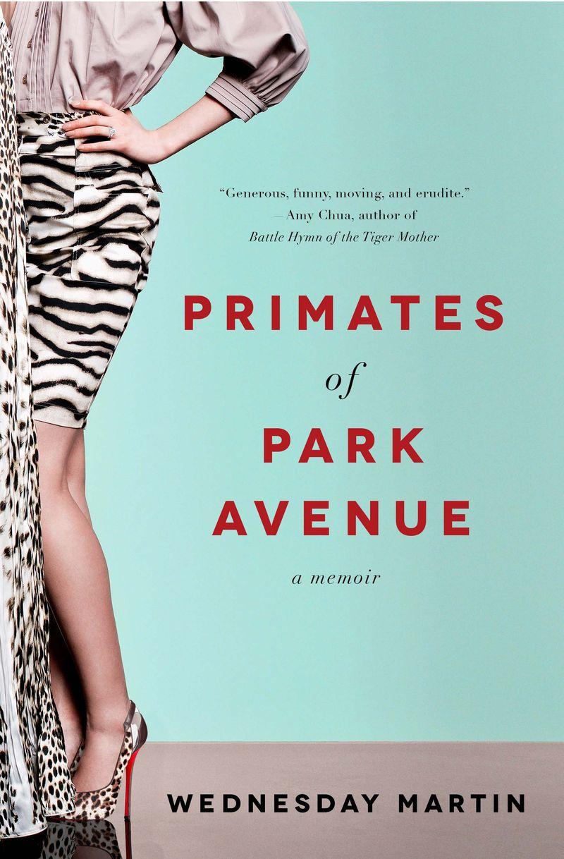 Primates of Park Avenue_cover